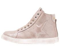 Sneaker high bronze
