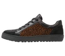 TORONTO Sneaker low cognac,/schwarz