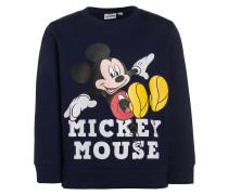 MICKEY MOUSE Sweatshirt navy