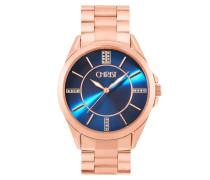 Uhr rose goldcoloured