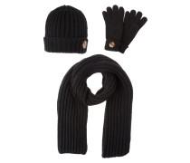 SET Fingerhandschuh black