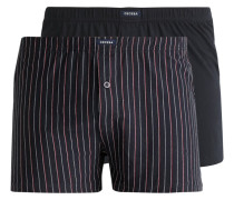 FOXE 2 PACK - Boxershorts - navy/red