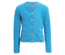 PINKA Strickjacke warm aqua