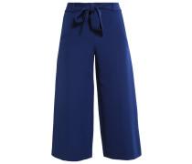 Stoffhose navy blue