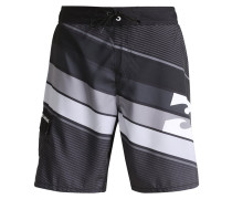 SLICE LAYBACK Badeshorts black