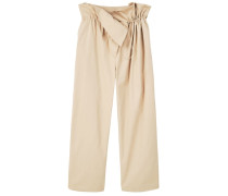 GORKY - Stoffhose - medium brown