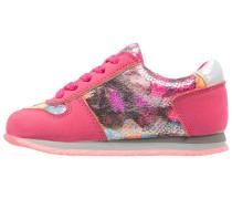 Sneaker low pink/multicolor