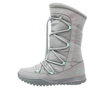 HUSKY Snowboot / Winterstiefel grey/mint