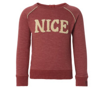 Sweatshirt medium red