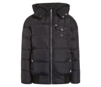 SOLANAS Winterjacke black