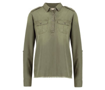 MILITARY - Bluse - olive