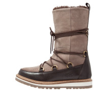 GARBOU Schnürstiefel light brown