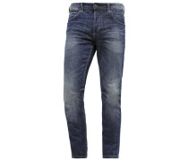 AEDAN Jeans Slim Fit stone wash denim