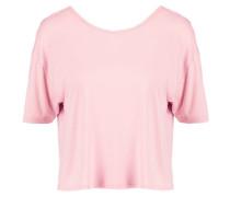 T-Shirt print - dark pink