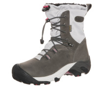 WILMA LACE Snowboot / Winterstiefel raven/cerise