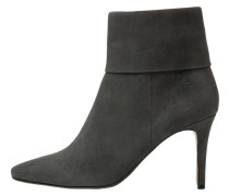 NATURALLY High Heel Stiefelette grey