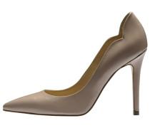 High Heel Pumps - beige