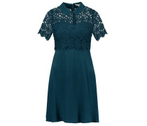 PHILO Cocktailkleid / festliches Kleid dark green