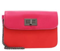 Umhängetasche red/pink