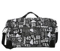 Sporttasche black/white