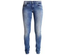 MID RISE SKINNY DEEP SKY - Jeans Slim Fit - blue denim