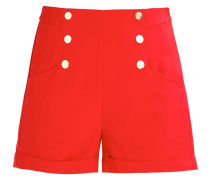 Shorts chinese red
