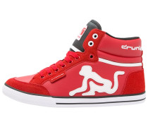 BOSTON CLASSIC Sneaker high red/black