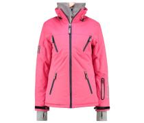 GLACIER Winterjacke alpine pink