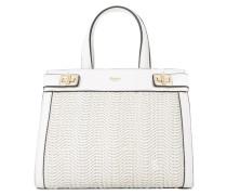 DAMITA - Handtasche - white