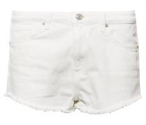 Jeans Shorts - ivory