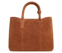 MIRANDA Handtasche medium brown