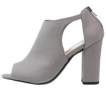 SHELIA High Heel Sandaletten mid grey