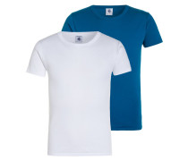 2 PACK - Unterhemd / Shirt - turquoise