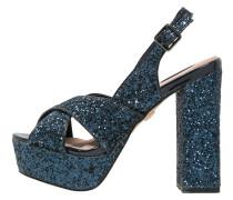 DARAH High Heel Sandaletten blue