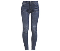 GStar 5620 ULTRA HIGH SUPER SKINNY Jeans Slim Fit darkblue denim
