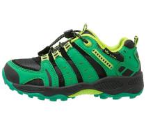 FREMONT Sneaker low schwarz/grün/lemon