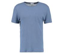 BERNIE - T-Shirt basic - blue marl
