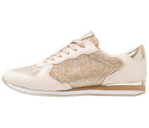 Sneaker low rose gold