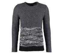 POLAR Strickpullover grey