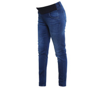 Jeans Slim Fit dark blue denim