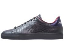 WILLY - Sneaker low - nero/blu