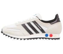 LA TRAINER OG - Sneaker low - vintage white/core black/clear brown