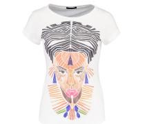 T-Shirt print - face