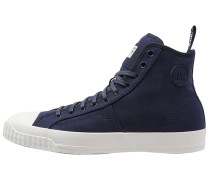 GStar FALTON CANVAS Sneaker high dark navy