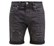 JJIRICK Jeans Shorts black denim