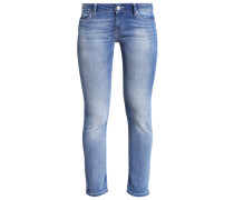 JASMIN Jeans Slim Fit aged bleached