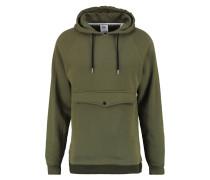 JULIAN OVERSIZED FIT - Sweatshirt - khaki