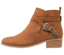 Ankle Boot - cognac