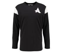 GStar AFROJACK BASEBALL LONG RT L/S Langarmshirt black
