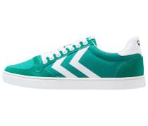 SLIMMER STADIL WAXED CANVAS LO - Sneaker low - ultramarine green